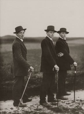 August Sander. Masterpieces and Discoveries