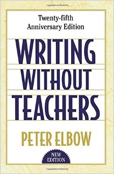 How to overcome a writer's block: Writing Without Teachers