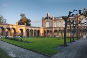The Dr. Guislain Museum: TenInscriptions