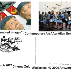 """Disassembled Images"": Contemporary Art After Allan Sekula"