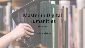 Cultural Studies and Digital Humanities