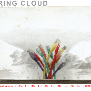 J.R. Carpenter's 'The Gathering Cloud'