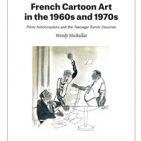French Cartoon Art in the 1960s and1970s