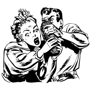 Violence and Comics