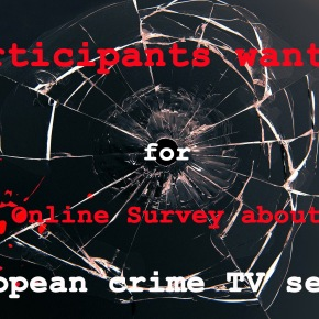 🕵️‍♂️ European Crime TV: Participants Wanted for Online Survey