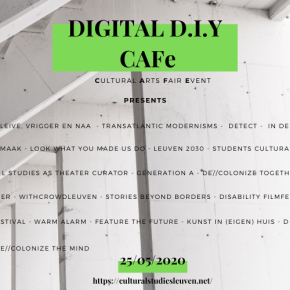 Digital D.I.Y. CAFe