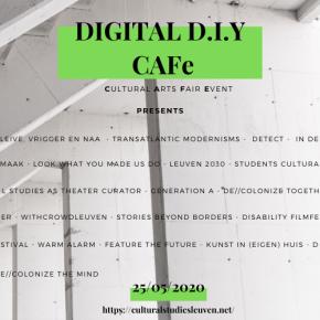 Digital D.I.Y. CAFe