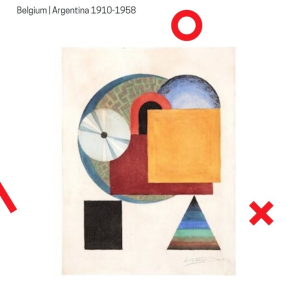 Transatlantic Modernism, Art and Cultural Mediators between Belgium and Argentina, 1910-1958