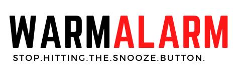 Warm alarm logo