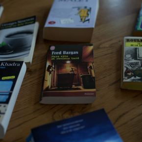 Creating crime fiction in Belgium – behind the scene of the DETECt MOOC on Euro-Noir