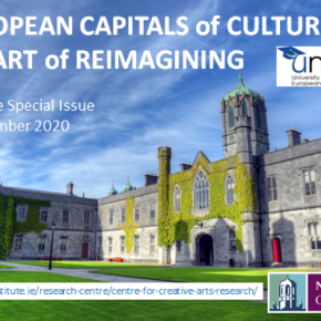 The ART of REIMAGINING – Special Online Issue of the University Network of European Capitals of Culture