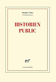 One book (on history), two lessons (for culturalstudies)